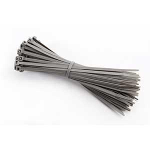 4,5 x 280 mm, 100 Stück Kabelbinder