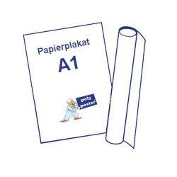 Papierposter DIN A1