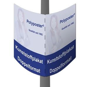 A1 Doppelplakat - Polyposter®