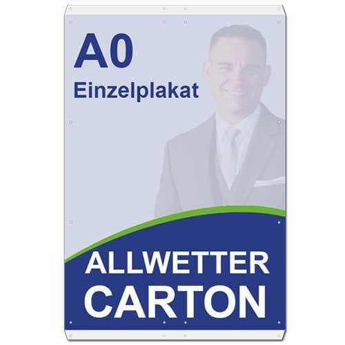 Allwetter-Carton DIN A0