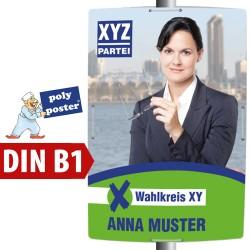 DIN B1 - Polyposter®