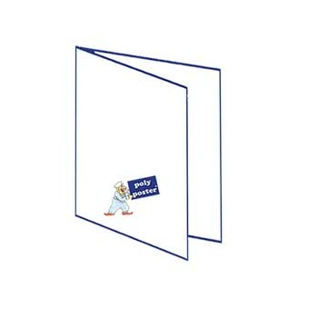 Folder Din A5 Center Fold 4 Pages 135g 4 4 Colored