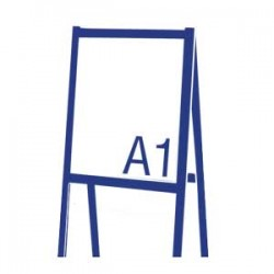 Kundenstopper Display DIN A1