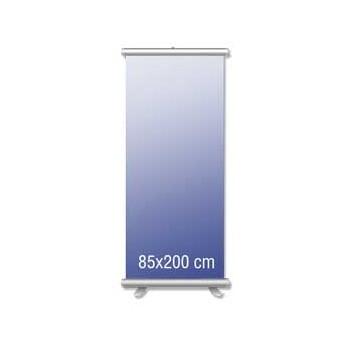 Roll-Up Bannerdisplay, 85 x 200 cm