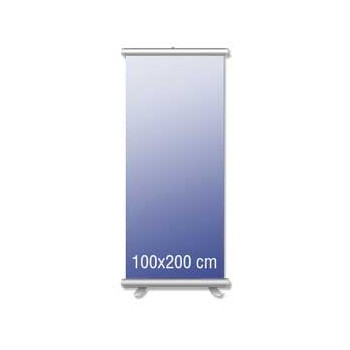 Roll-Up Bannerdisplay, 85 x 200 cm