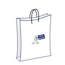 Papiertasche für Flaschen