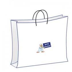Papiertasche Breite 48 x Höhe 40 x Tiefe 13 cm